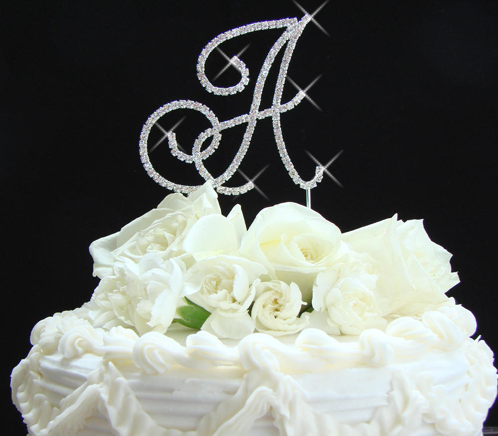 Cake Toppers Letters : Jewelry by Rhonda - Wedding Jewelry, Bridesmaid s Jewelry ...